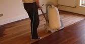Gap filling & Finishing services provided by trained experts in Floor Sanding South London